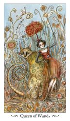 Metaphysical Gifts, Cards, Wrap and Crystals | Life Is A Gift Shop - Tarot - Paulina Deck - Whimsical and Enchanting!, $20.00 (http://lifeisagiftshop.com/tarot-paulina-deck-whimsical-and-enchanting/)