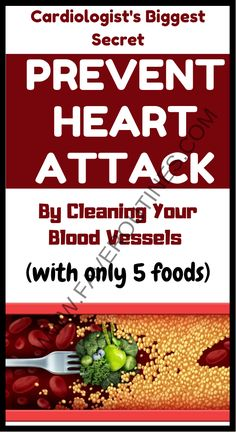 These foods prevent a possible heart attack! We live in dynamic times. Times which prevent us from providing effort to our health. Our heart is the organ which we don't really focus on yet it's the most vital one. Read below about types of food which will Health Tips For Women, Health Advice, Health And Wellness, Health Fitness, Health Care, Women's Health, Fitness Tips, Mans Health, Health Quotes