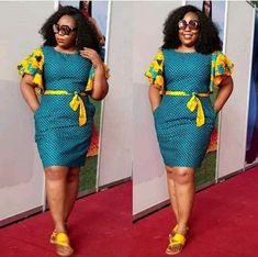 Admirable Ankara styles that will leave you to stand out . African Fashion Ankara, Latest African Fashion Dresses, African Print Fashion, Trendy Ankara Styles, Ankara Dress Styles, Ankara Skirt, Short African Dresses, African Print Dresses, African Fashion Traditional