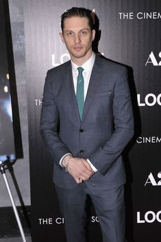 Tom Hardy Photos Photos - Actor Tom Hardy attends the A24 and The Cinema Society premiere of 'Locke' at The Paley Center for Media on April 22, 2014 in New York City. - 'Locke' Premieres in NYC
