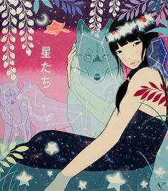 Art by Yumiko Kayukawa