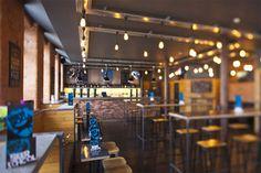 Brew Dog bar, Nottingham branch.