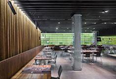 El Mercao Restaurant – Pamplona, Spain by Vaillo + Irigaray Estudio