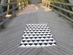 BUBBLES carpet 110x170cm_Light_grey