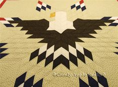 lone star eagle- Love this. I would remove some of the red/white/blue diamonts though.