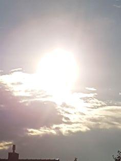 Klarer Sonnenschein