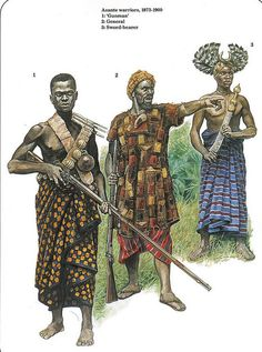 African History of the Lost Age Of The Asante Empire and its founding by Osei Tutu in Modern day Ghana before British Colonial occupation African Culture, African History, African Art, African Empires, Ancient Egypt, Ancient History, African Queen, Ashanti Empire, Ghana