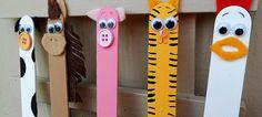 Craft Stick Farm Animals
