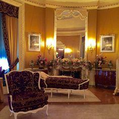 Biltmore - Edith Vanderbilt's Bedroom, February 2016 Visit