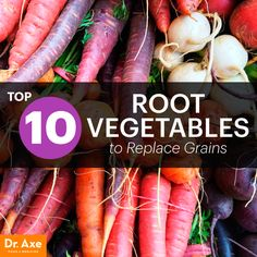 Root vegetables - Dr. Axe
