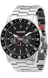 Lambretta De Luxe Chrono BT - Black Men's watch #2161BLA Lambretta. $315.00. Save 30% Off!