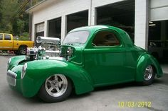 41 Willys...Brought to you by House of #Insurance in #Eugene #Oregon