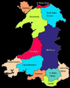 Image detail for -. of data wales present unitary map of wales wales more modern map Wales Map, Visit Wales, Kingdom Of Great Britain, Snowdonia, Cymru, Swansea, North Wales, Historical Maps, British Isles