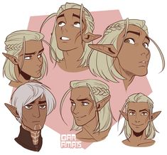 Zevran faces, and one fenris expression Dragon Age Games, Dragon Age 2, Dragon Age Origins, Dragon Age Inquisition, Fantasy Character Design, Character Design Inspiration, Story Inspiration, Dnd Characters, Fantasy Characters