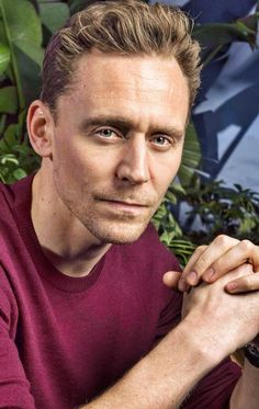 Tom Hiddleston. Edit by the-haven-of-fiction.tumblr