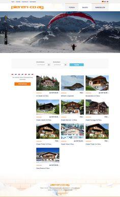 Eine Generalunternehmung aus Adelboden, die sich um Ihre  Ferien kümmert und Ihre Liegenschaften betreut.  #webagentur #webdesign #bern