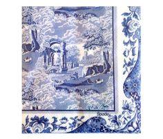 Servilletas azul Italia 2two bebida cóctel por DaisysNapkinSupply