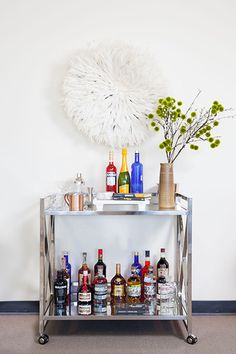 Bar Carts - Basic Home Trends We'll Never Give Up - Photos