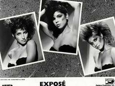 Expose- Point Of No Return (1985)!omg!i loved this song so much!i was 10 years old!jeez...