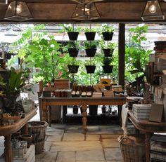Terrain garden store in Philadelphia. Like that table.