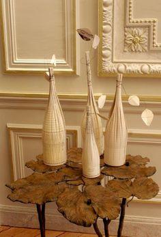 Luxurious apartment in the Golden Triangle of Paris - designed by Gerard Faivre in Paris /// More on Interiorator.com