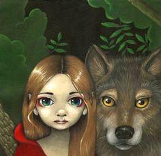 Ilustração de Jasmine Becket-Griffith.