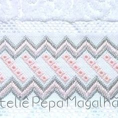Hardanger Embroidery, Cross Stitch Embroidery, Hand Embroidery, Embroidery Designs, Bargello Needlepoint, Swedish Weaving, Needle And Thread, Needlework, Diy And Crafts