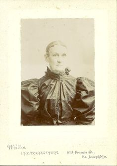 Mystery Photos from an Antique store Images.  Mrs. Betsey M. Owen.  Please help me find her descendants!