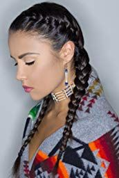 First Nations & Native American Celebs Native American Models, Native American Beauty, Native American Indians, Native American Hairstyles, Native American Headdress, Native Girls, Portraits, First Nations, Beauty Women