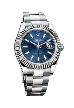 Rolex Datejust II - blue