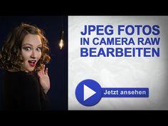 JPEG Fotos in Camera RAW bearbeiten I marcusfotos.de - YouTube