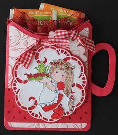 invitation for a high tea | docrafts.com