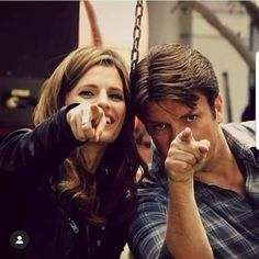 Find images and videos about castle, stana katic and kate beckett on We Heart It - the app to get lost in what you love. Castle 2009, Castle Abc, Castle Series, Castle Tv Shows, Rick Castle, Richard Castle, Stana Katic Hot, Nathan Fillon, Detective Aesthetic