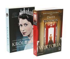 """Brytyjska monarchia nie od dziś rozbudza wyobraźnię. Trudno się więc dziwić, że powstają kolejne książki pozwalające czytelnikom zyskać poczucie, że oto zajrzeli przez uchylone drzwi do świata rzeczywistych królowych i królów. Dwie takie lektury to: powieść """"Wiktoria"""" i biografia """"Prawdziwa królowa. Elżbieta II, jakiej nie znamy""""."""
