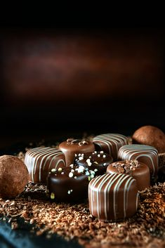 Let's celebrate International Chocolate Day! Mark your calendars on the of. I Love Chocolate, Chocolate Shop, Homemade Chocolate, Chocolate Lovers, Chocolate Desserts, Chocolates Gourmet, Chocolate Pictures, Cake Photography, Holiday Cakes