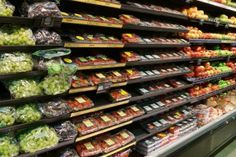A raw food grocery shopping list when you're on a low nickel diet #nickelfoodallergy #lownickeldiet Get the list for yourself at http://nickelfoodallergy.com/low-nickel-grocery-shopping-tips/
