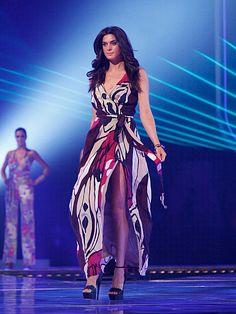 Sarah's Fashion Star for H dress