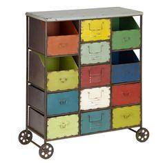 Mueble auxiliar / Sideboard http://www.decorhaus.es/es/  #muebles #Málaga #furniture
