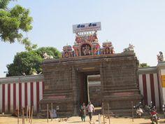 Kulotunga Chola period temple in Villivakkam, Chennai. Generally, all Agasteeswara temples have similar legends. But, this temple has a different legend.  Gajaprshtha vimana - separate Veerabhadra and Kali shrines - beautiful Koshta idols...  #IndianColumbus  http://indiancolumbus.blogspot.com/2011/01/villivakkam-agasteeswarar-temple.html