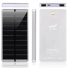 PowerGreen Solar Battery Power Bank  Price: $ 53.99 & FREE Shipping   #rc #security #toys #bargain #coolstuff #headphones #bluetooth #gifts #xmas #happybirthday #fun