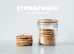 Brown Butter Stroopwafel | forktobelly