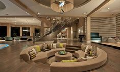Read more about sunken living rooms here: http://www.ffemagazine.com/beautiful-sunken-living-room-designs