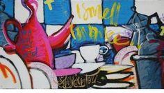 Kunstwerk: I smell romance van kunstenaar Selwyn Senatori