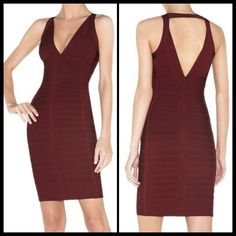 Bandage Dress in claret   Item No. : DP21080  Price : $179.99  Sizes XS, S, M & L available.   Material : Rayon, Nylon & Spandex  To purchase today, please email us & include the following:   1)  Full name  2) Email address  3) Mailing address  4) Phone number   5) Item number(s) OR picture(s) AND size(s) of the item(s) you wish to order  6) Form of payment (etransfer or PayPal accepted. www.paypal.com)  Email to: dieprettyclothing@gmail.com  ~ Die Pretty Clothing Co…