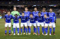Juventus-Tottenham 2-1: primo gol di Benatia