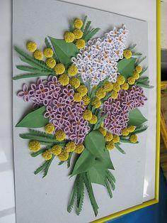 amazing lilac bouquet