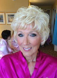 mature mom hair Gray