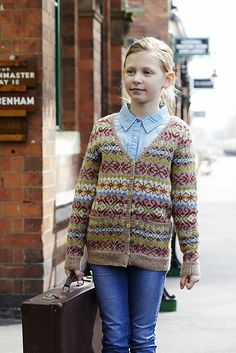 Ravelry: Lucy pattern by Marie Wallin