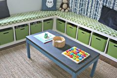 Can't stand toys and books everywhere in your house? Try these 34 toy storage ideas & kids room organization hacks to transform your kids' messy room.