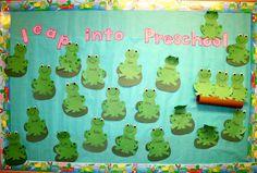 First Day of Preschool « Upward and Onward